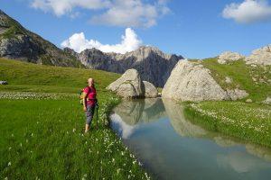 Bergwandern mit uns